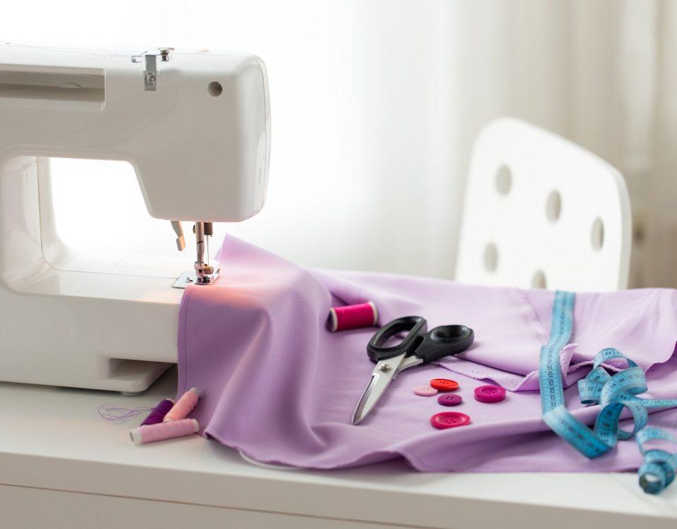 matériel de couture professionnel