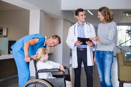Achat de vêtement professionnel médical