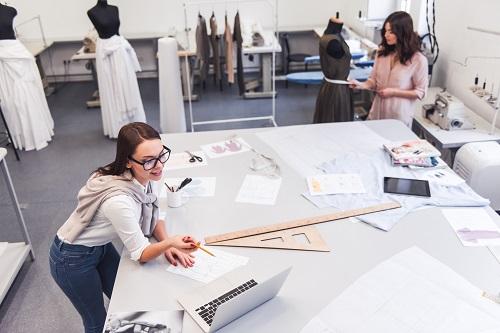 l'univers de la mode avec la marque
